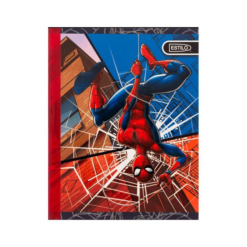 Cuad-cos-100h-2-l-spiderman-estilo--27542-