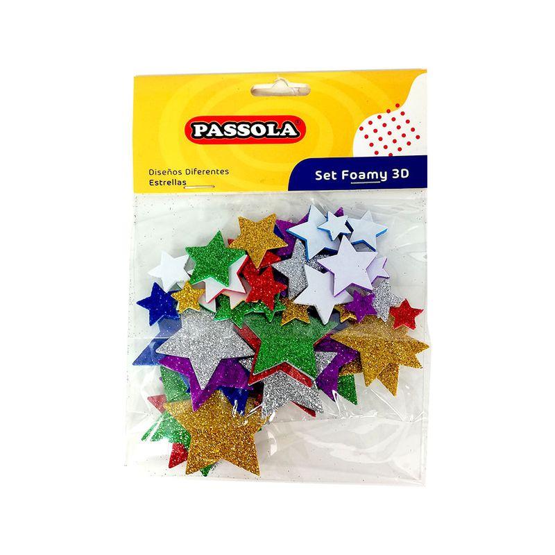 Foamy-figura-adh-estrellas-escarch-passola--foa318-