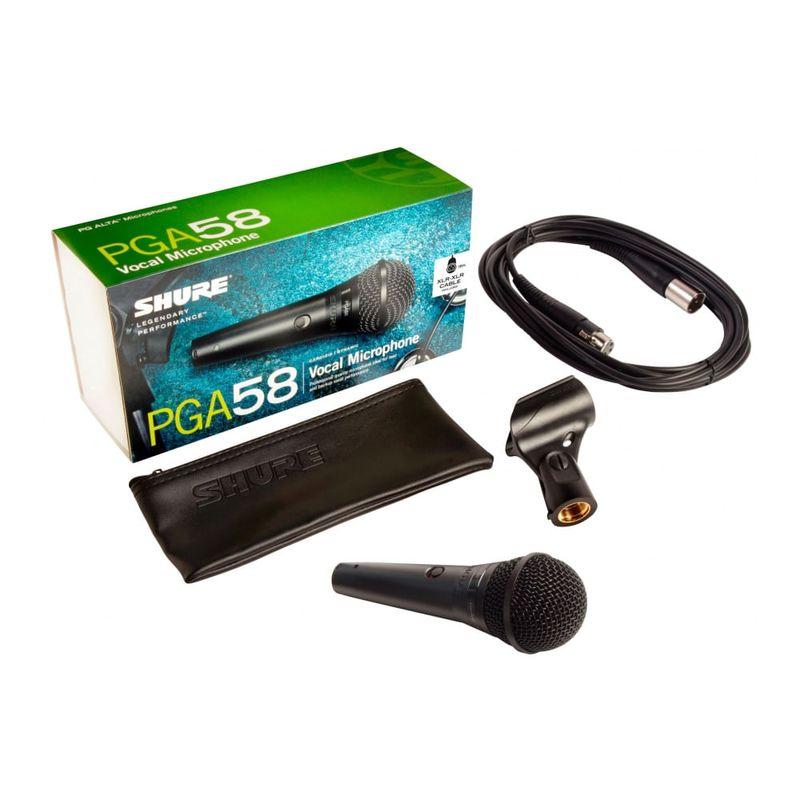 Microfono-shure-de-mano-con-cable-xlr-de-15-