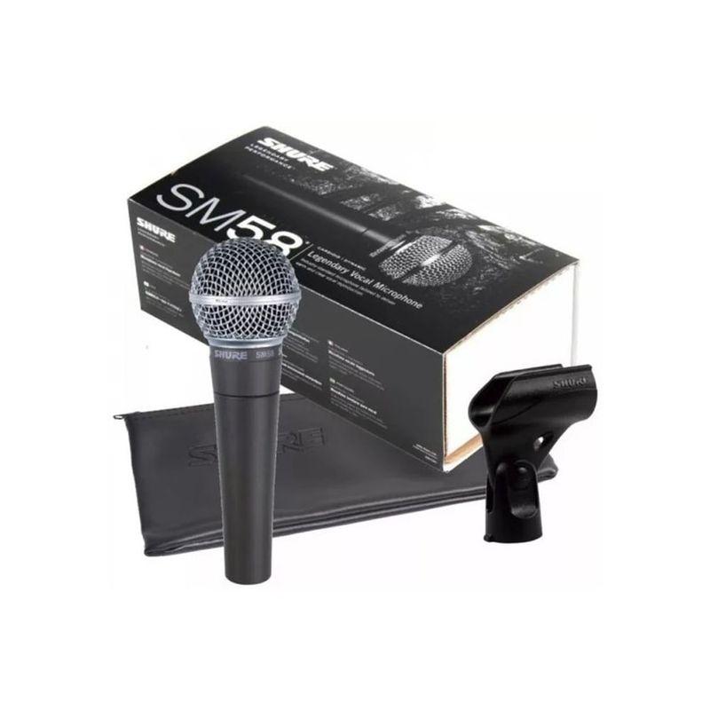Microfono-shure-alambrico-con-forro-y-cuello