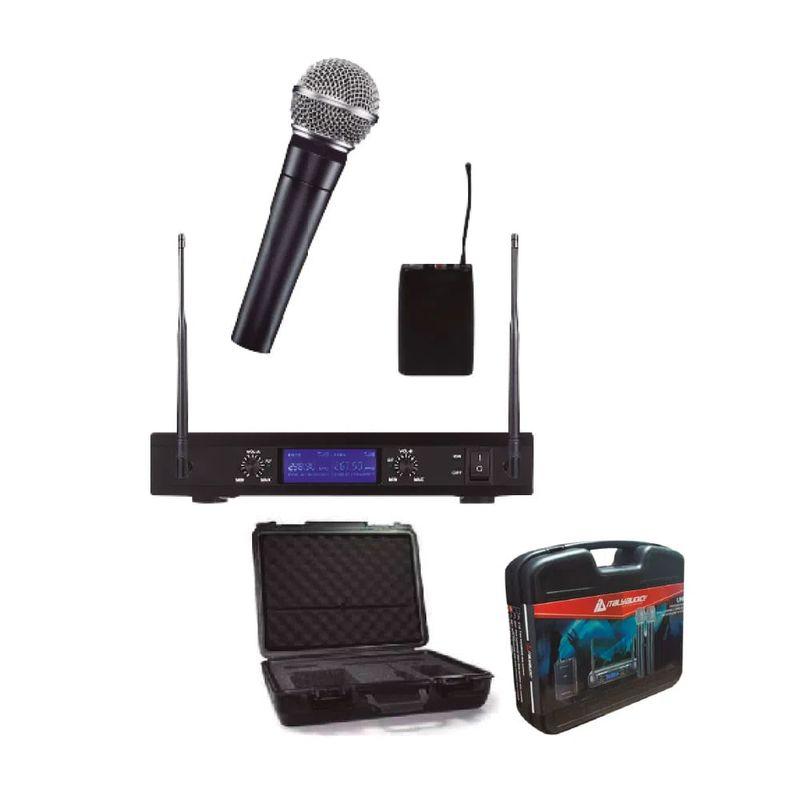 Microfono-de-mano-y-corbata-italy