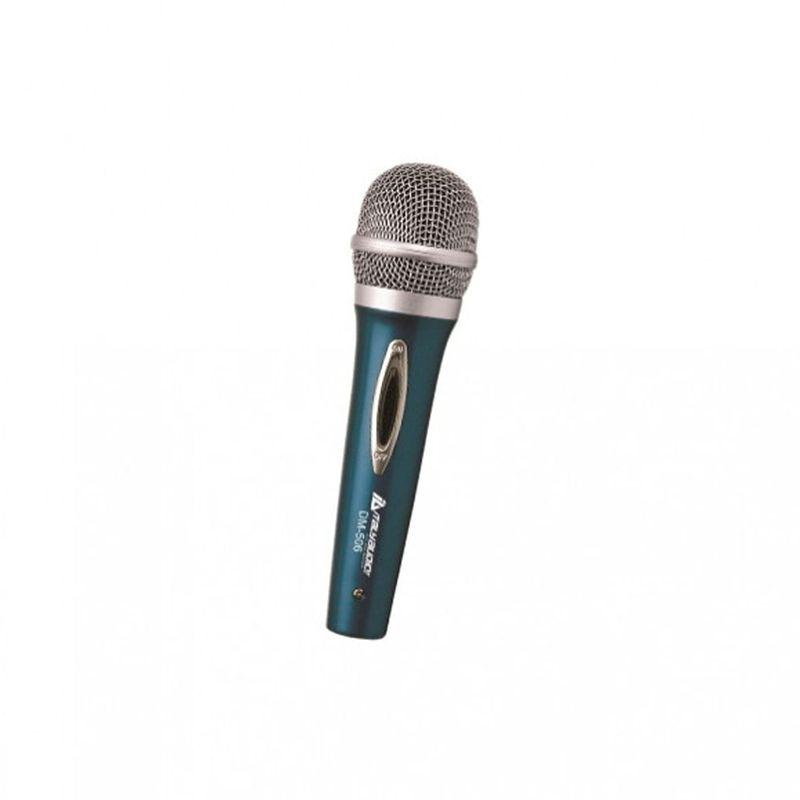 Microfono-italy-audio-de-plastico-c-cable-color-azul