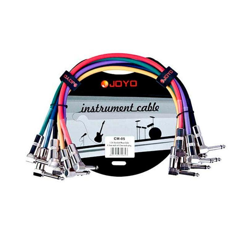 Cable-mono-joyo-1.2m-p-pedales-de-efecto-de-guitar