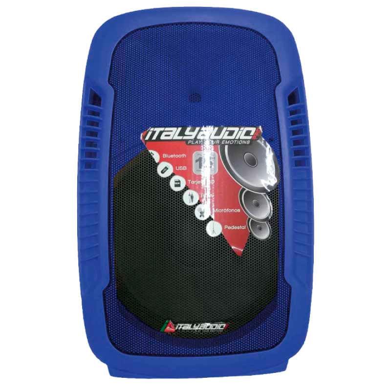 caja-italy-audio-elite-portable-azul-eckohogar