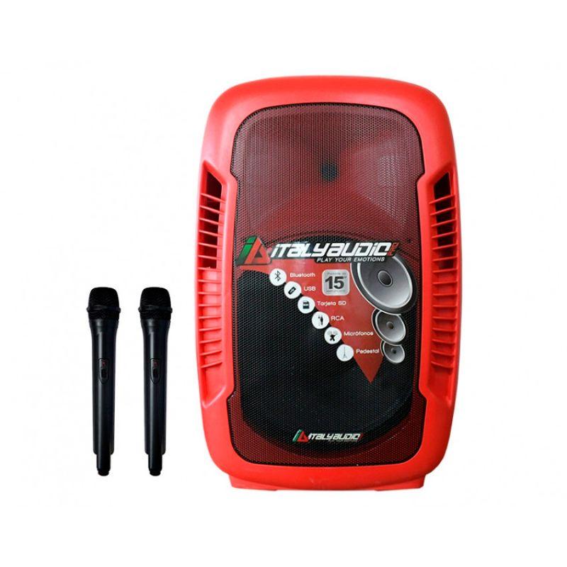 caja-italy-audio-elite-portable-rojo-eckohogar