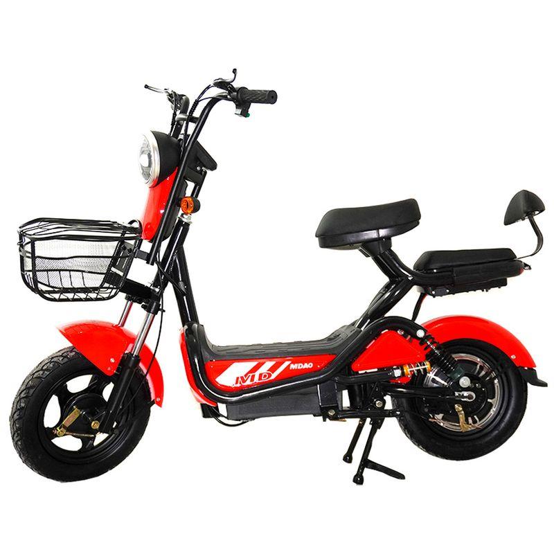 scooter-electrico-evox-ordinary-cool-color-rojo-eckohogar-1