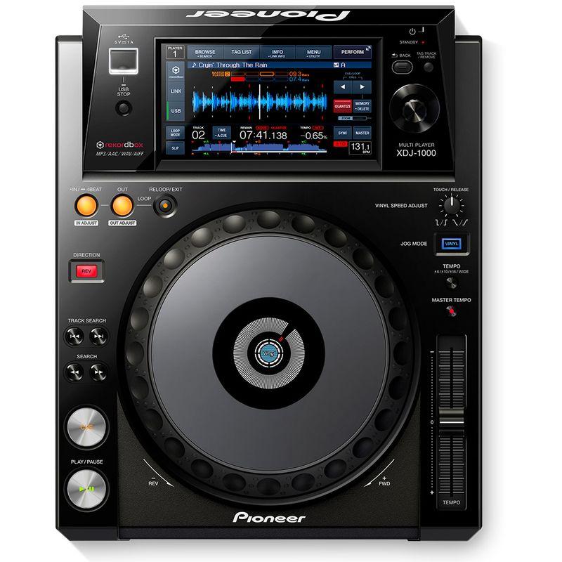 plato-pionner-xdj-1000-reporductor-digital-eckohogar-1