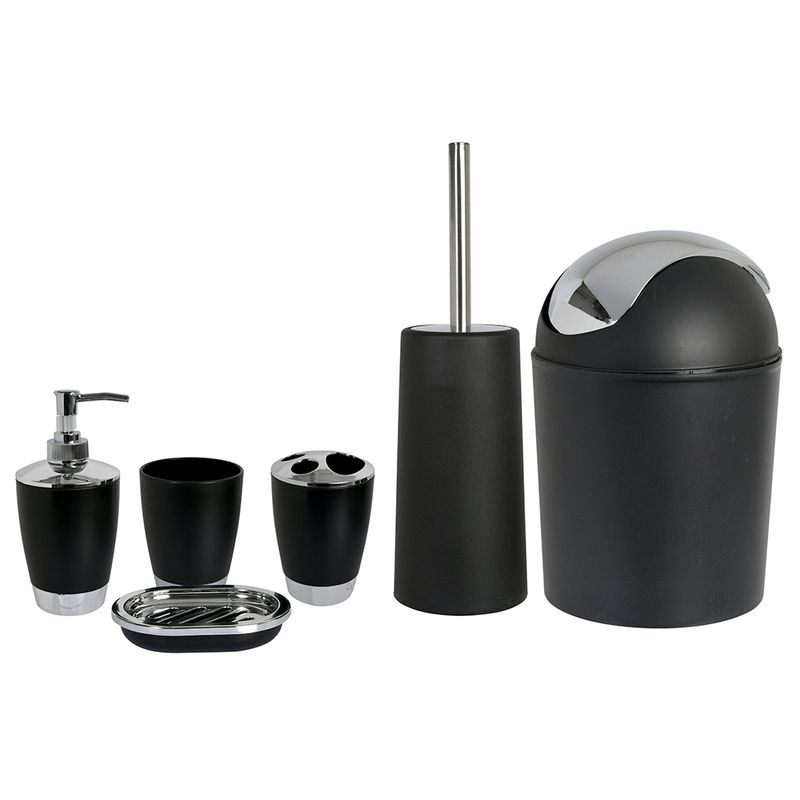 cepillo-de-bano-concepts-color-negro-6-piezas-eckohogar-1